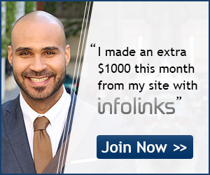 infolinks refer - adsense alternative